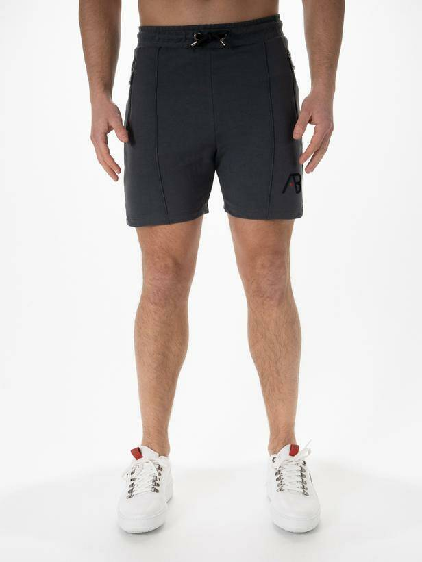 AB LIFESTYLE FLAG SHORTS | PHANTOM GREY