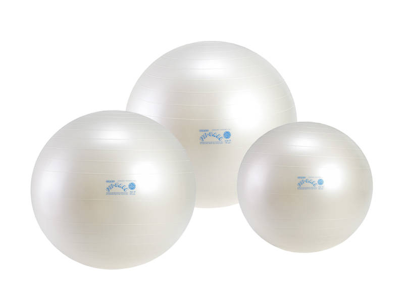 Gymnic fitnessbal Fit 75 cm parelmoer