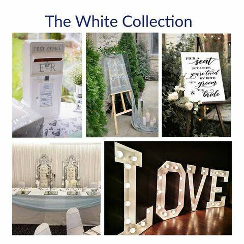 The White Collection - for hire only