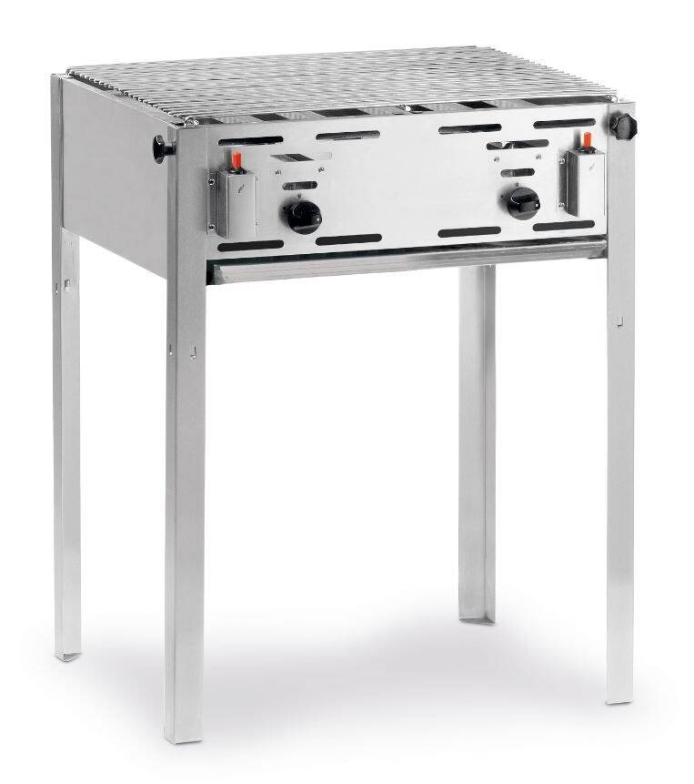 Grill Master Gasbarbecue met Rooster
