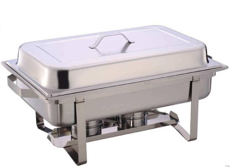 Chafing Dish GN inclusief bakken