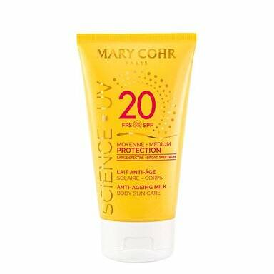 Mary Cohr SPF20 Lait anti-age corps