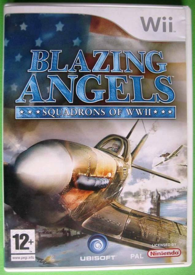 Blazing Angels Squadrons of WW2 - Wii
