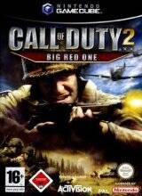 Call of Duty 2 - Big Red One - NGC