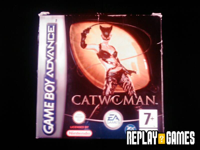 Catwoman (compleet) - GBA