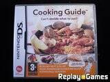 Cooking Guide: Can't decide what to eat? - DS