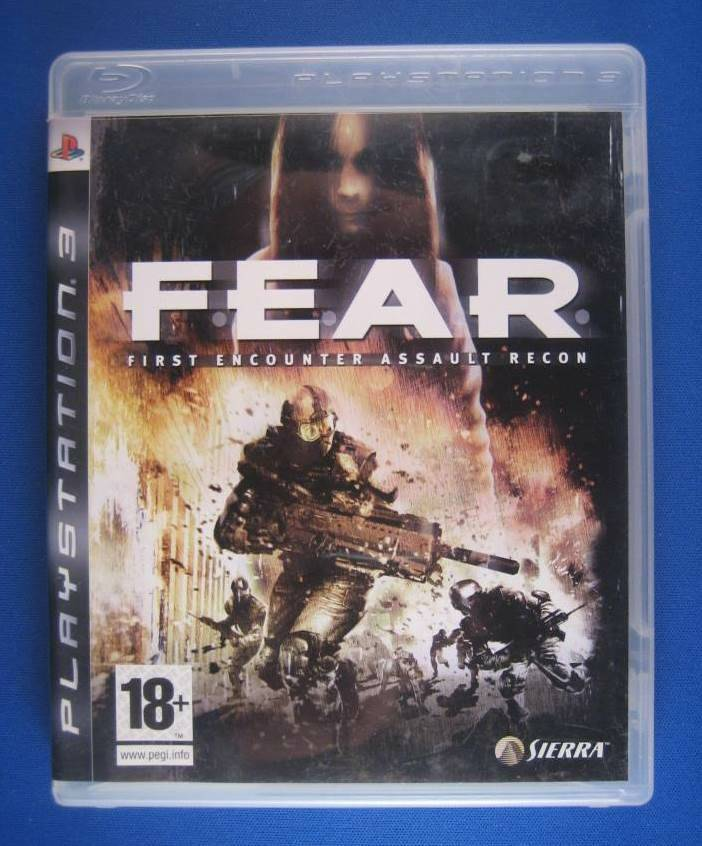 F.E.A.R: First Encounter Assault Recon - PS3