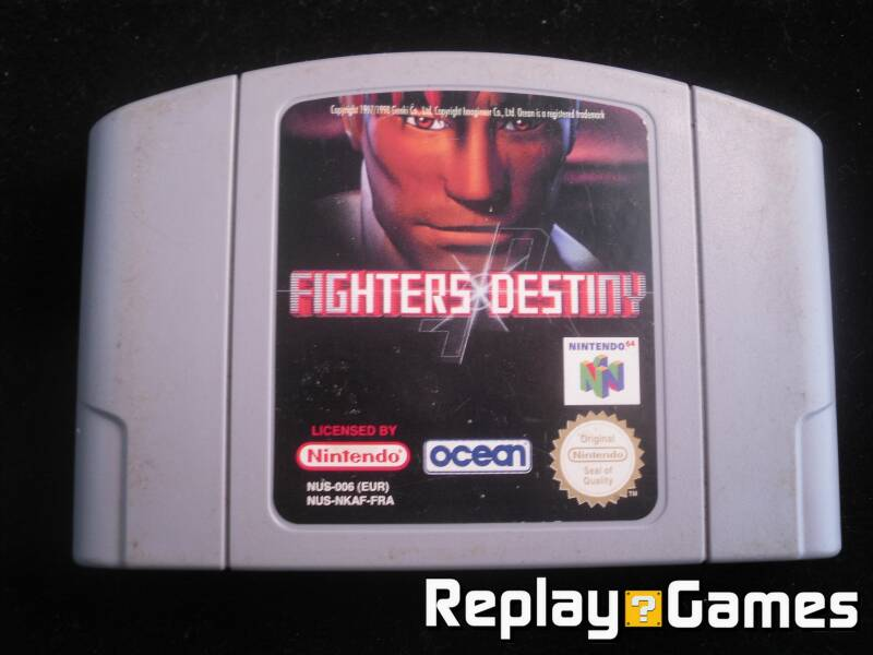 Fighters Destiny - N64