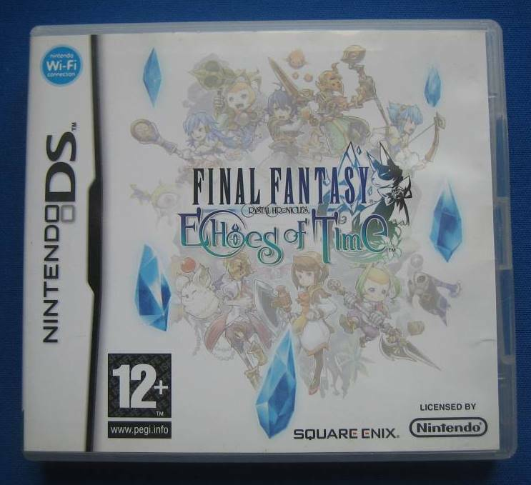 Final Fantasy Crystal Chronicles: Echoes of Time - DS