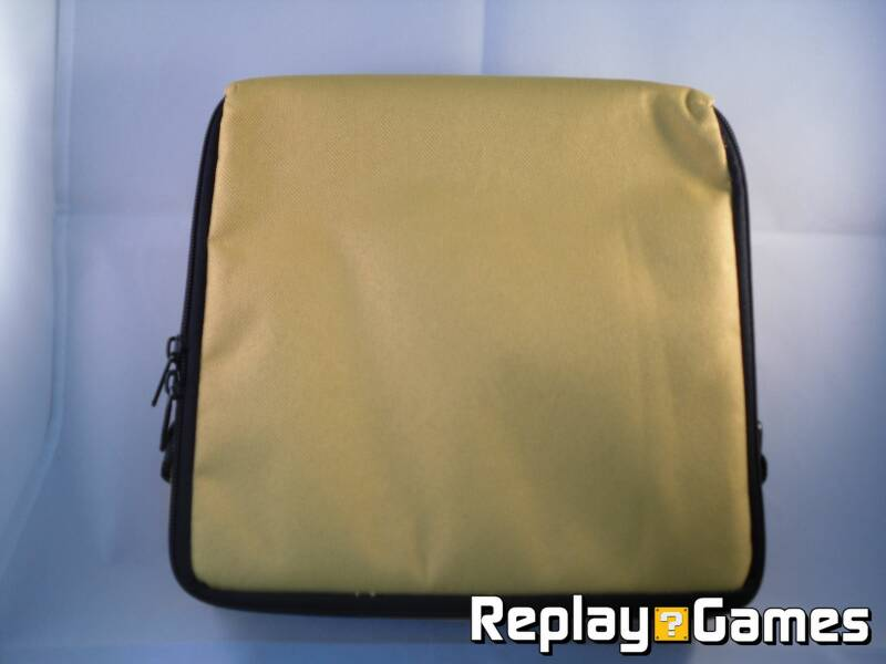 GameBoy Color Carry Case Geel - GBC