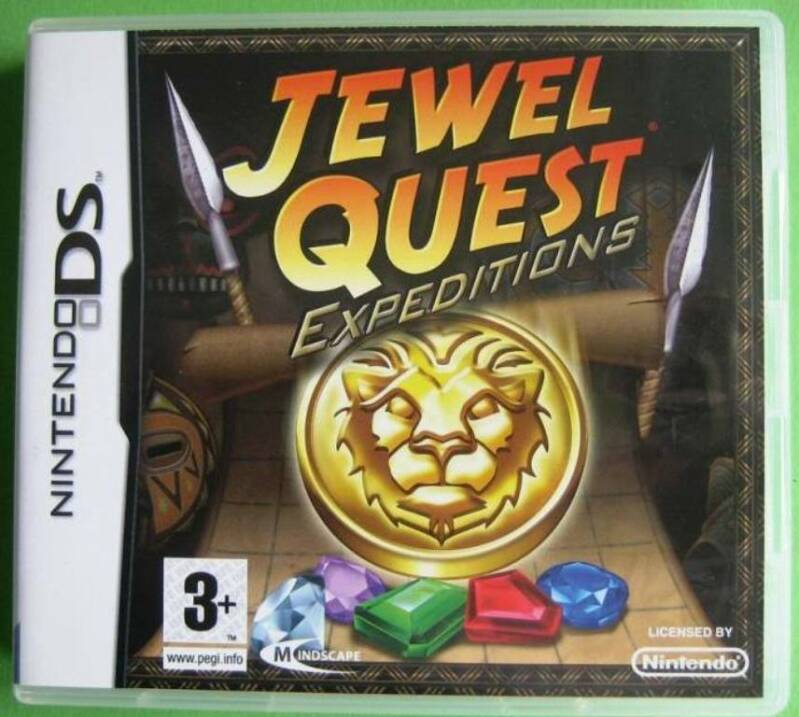 Jewel Quest: Expeditions - DS