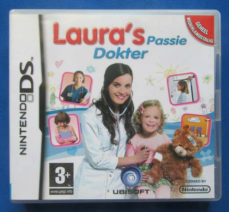 Laura's Passie: Dokter - DS