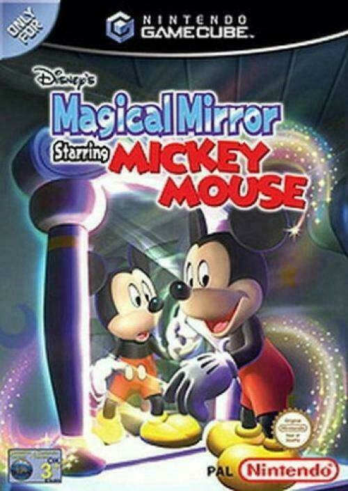 Magical Mirror Starring Mickey Mouse - NGC