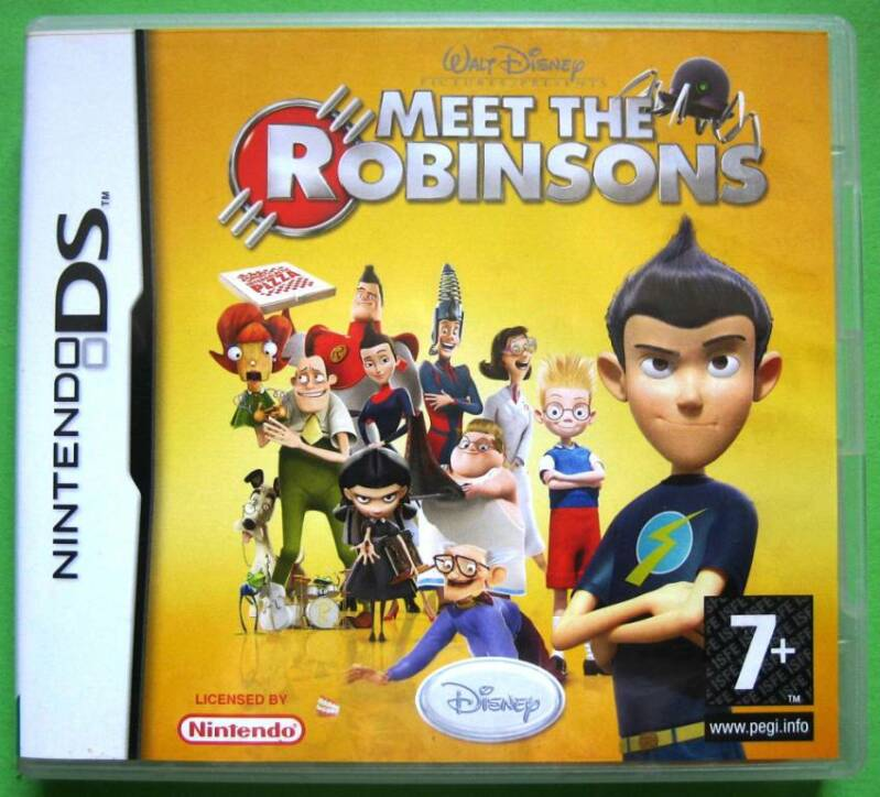 Meet the Robinsons - DS