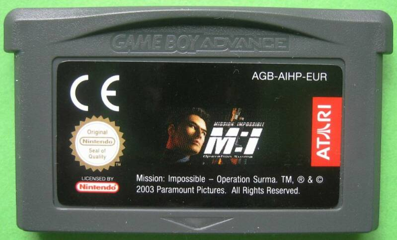 Mission Impossible - GBA