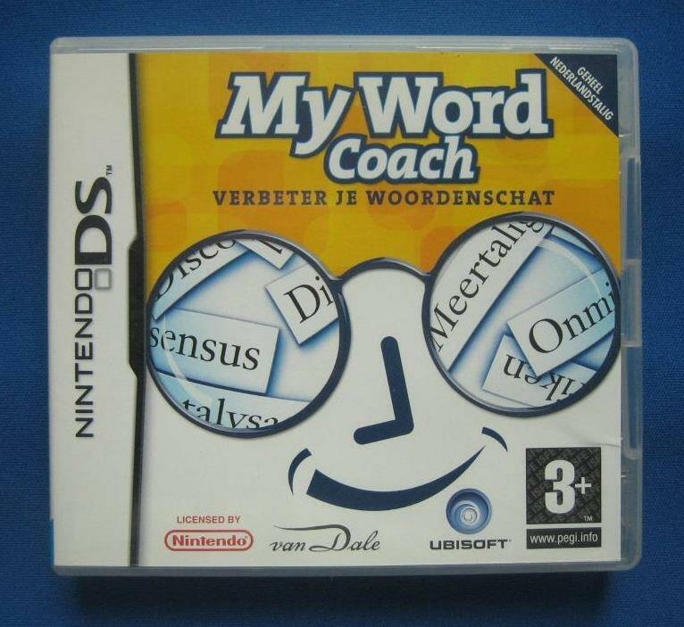My Word Coach - DS