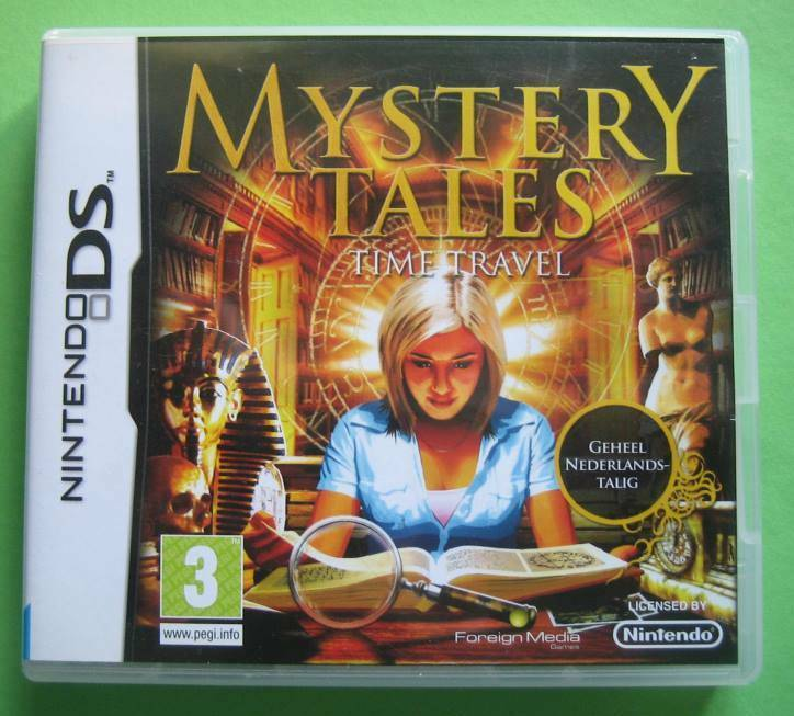 Mystery Tales: Time Travel - DS