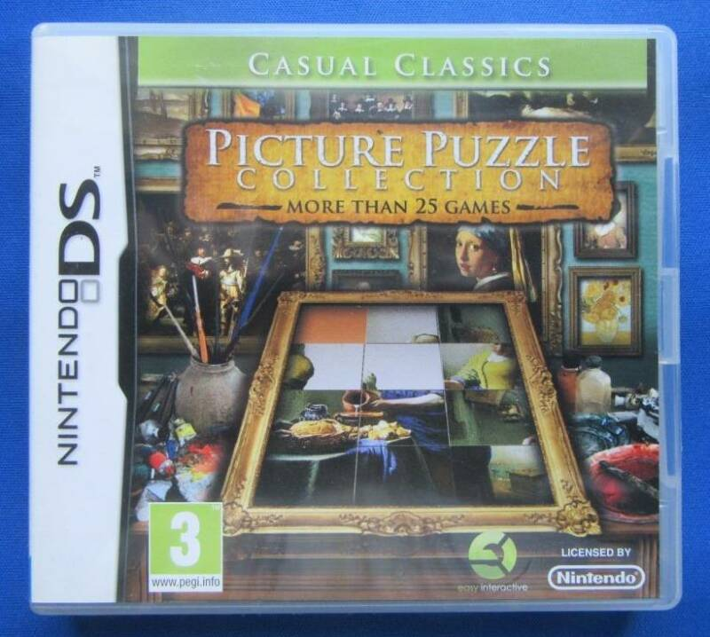 Picture Puzzle Collection - DS