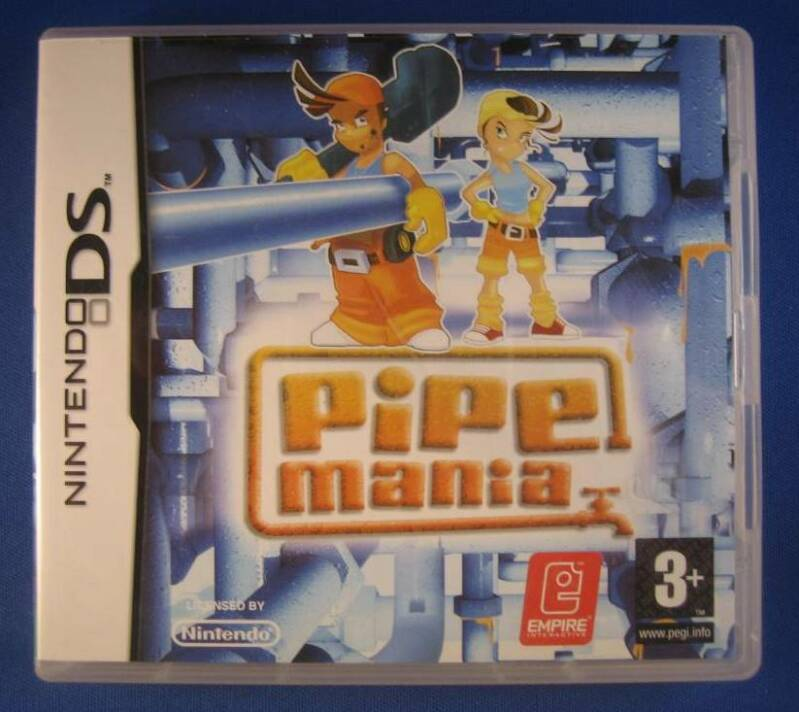 Pipe Mania - DS