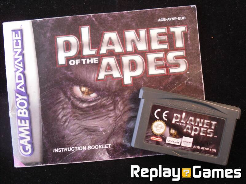 Planet of the Apes (met handleiding) - GBA