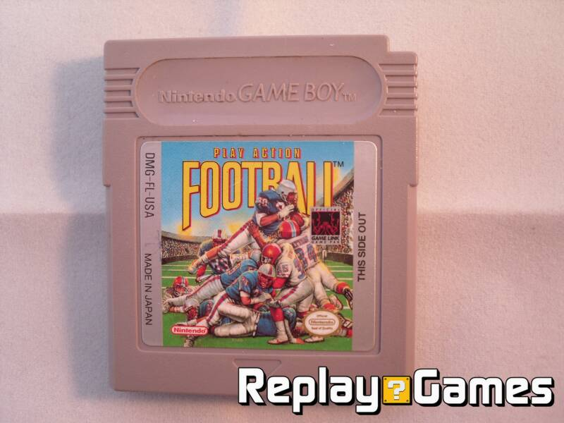 Play Action Football - GB