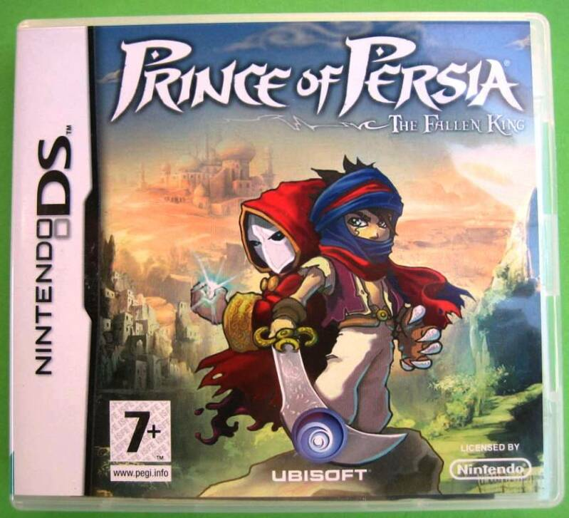 Prince of Persia: The Fallen King- DS