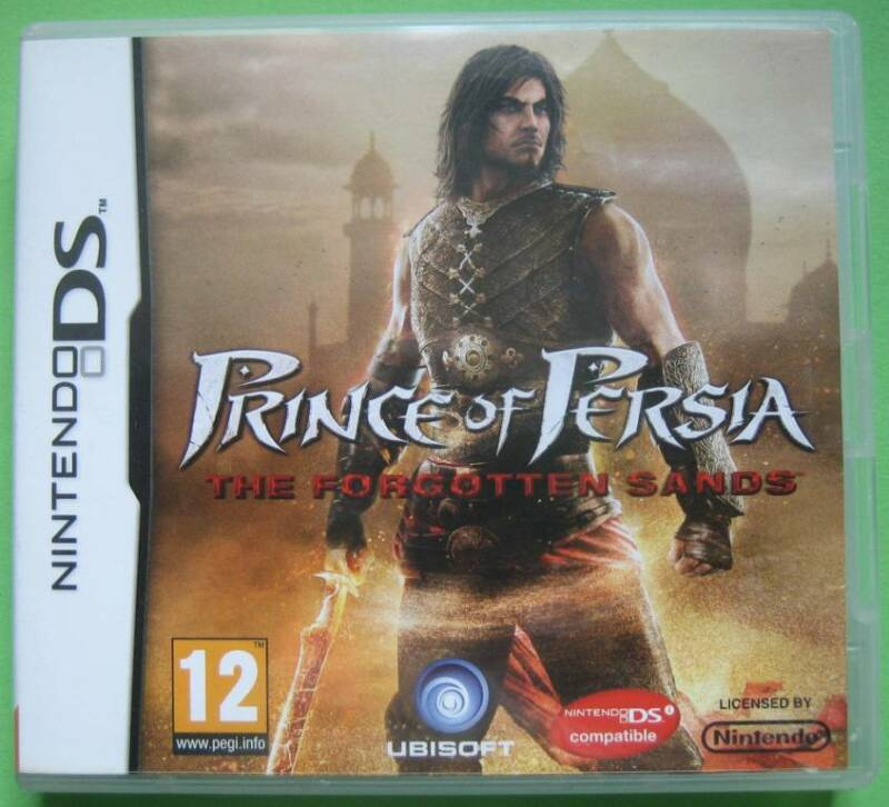 Prince of Persia: The Forgotten Sands - DS