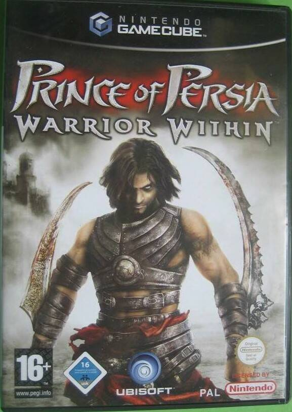 Prince of Persia Warrior Within - NGC