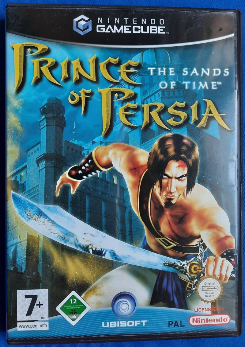 Prince of Persia the Sands of Time - NGC