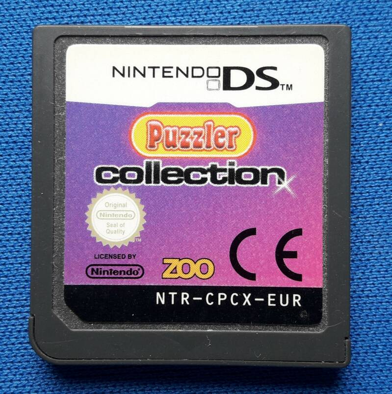 Puzzler Collection (Losse Cartridge) - DS