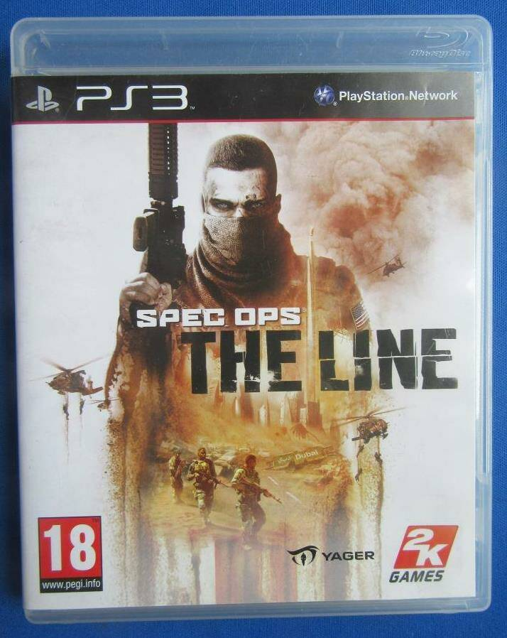 Spec Ops The Line - PS3