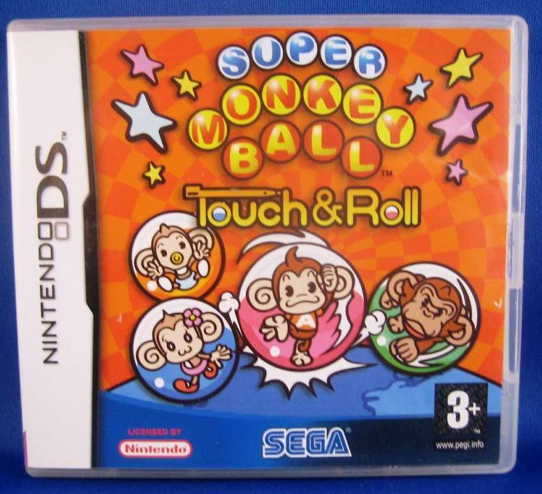 Super Monkey Ball: Touch & Roll - DS