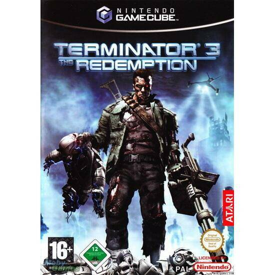 Terminator 3 the Redemption - NGC