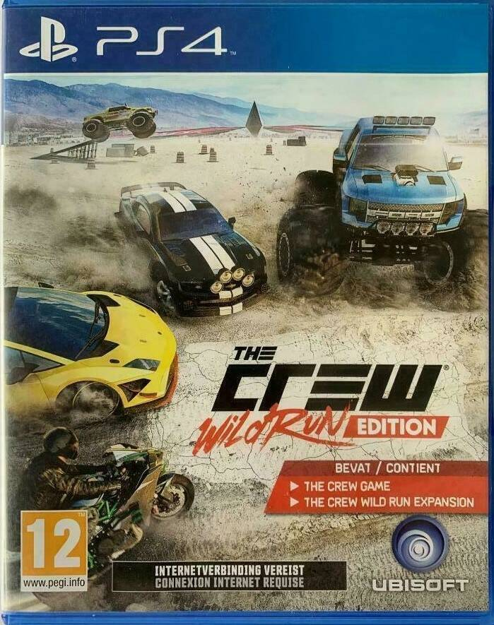 The Crew Wild of Run Edition - PS4