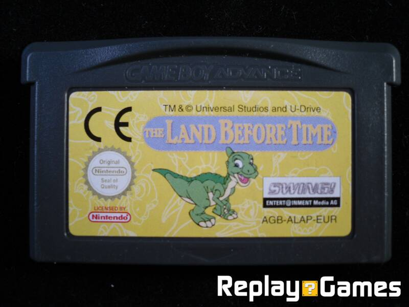The Land Before Time - GBA