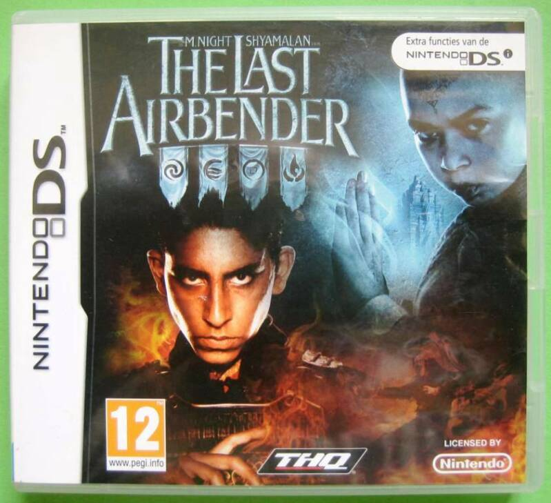 The Last Airbender - DS