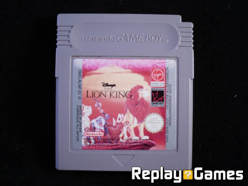 The Lion King - GB