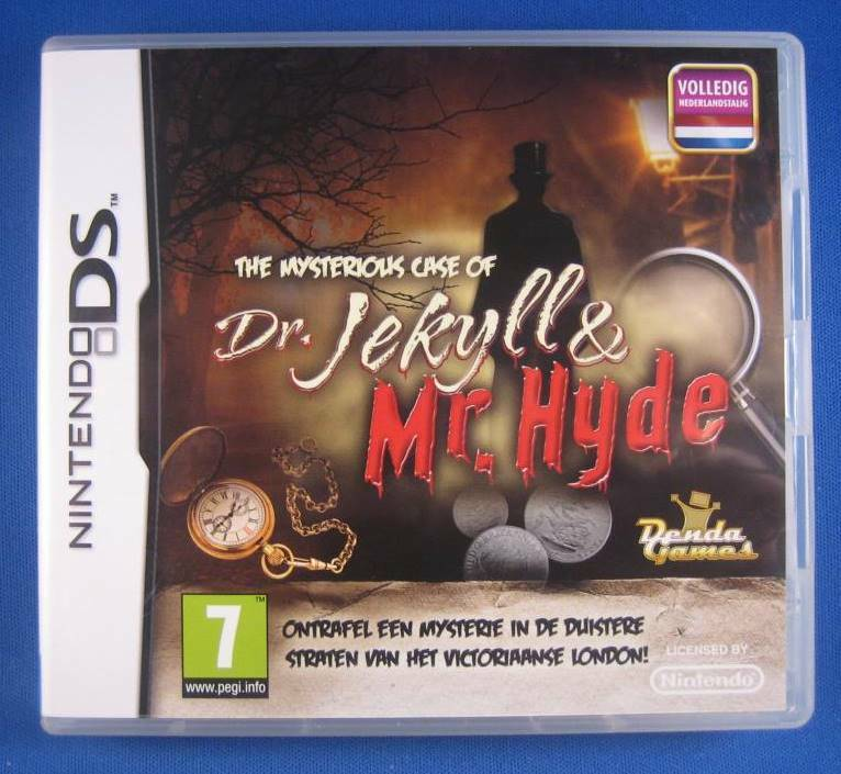 The Mysterious Case Of Dr. Jekyll & Mr. Hyde - DS