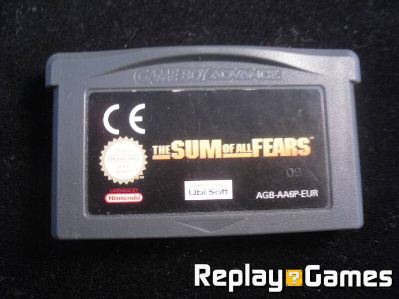 The Sum of All Fears - GBA