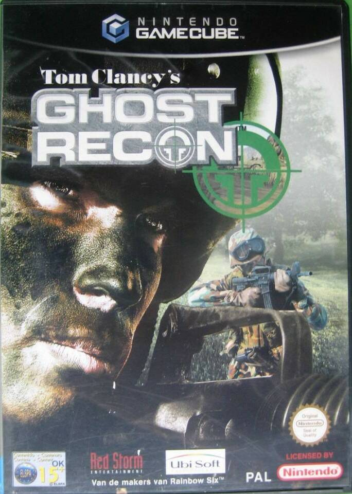 Tom Clancy's Ghost Recon - NGC