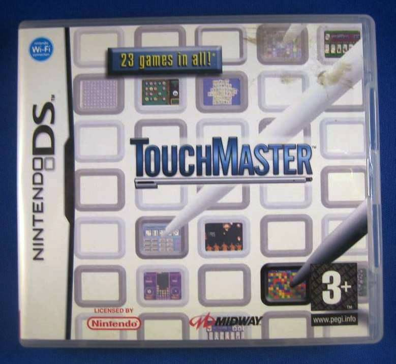 TouchMaster - DS