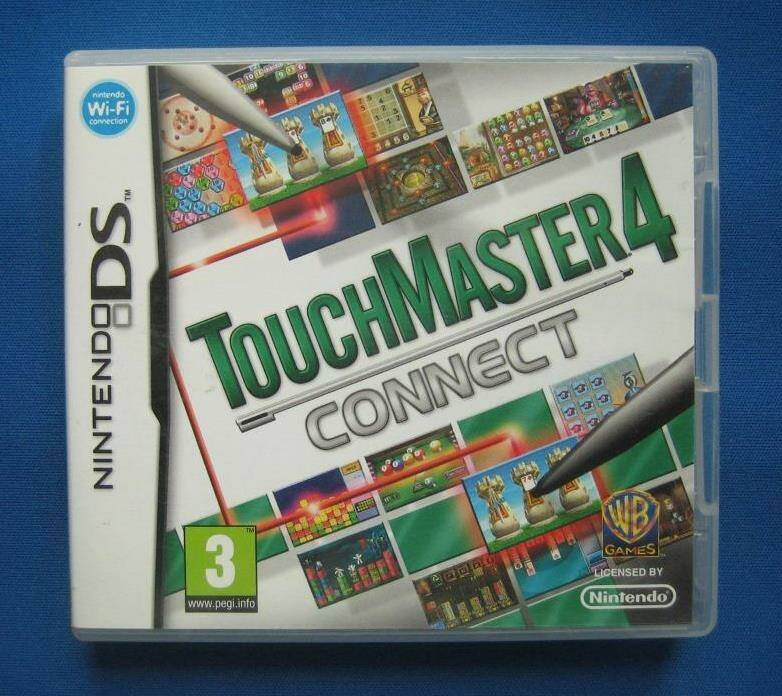 TouchMaster 4 Connect - DS