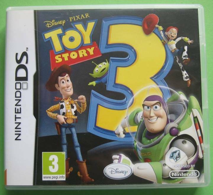 Toy Story 3 - DS