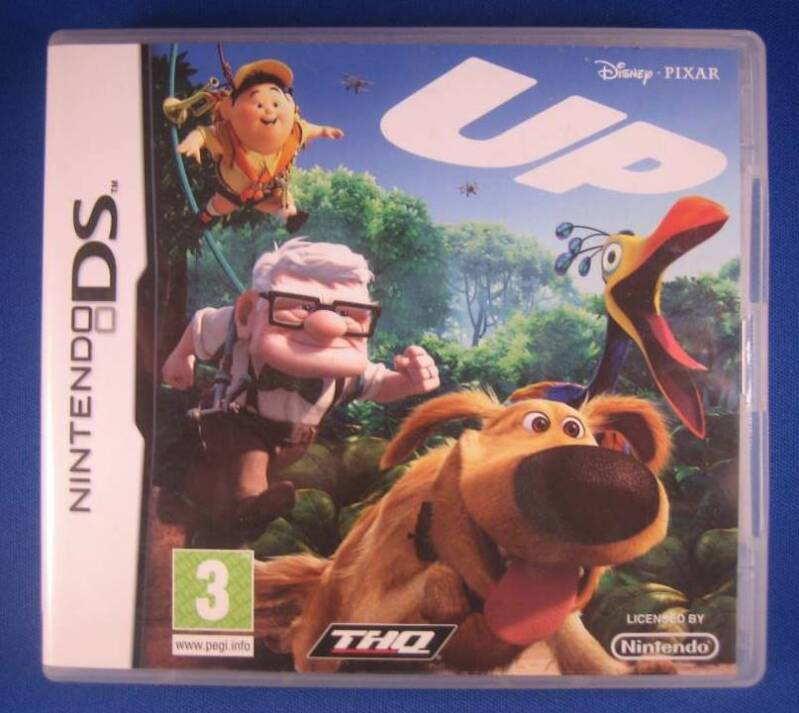 Up: The Videogame - DS