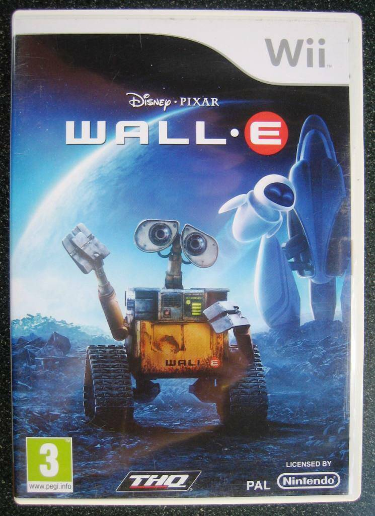 Wall.E - Wii