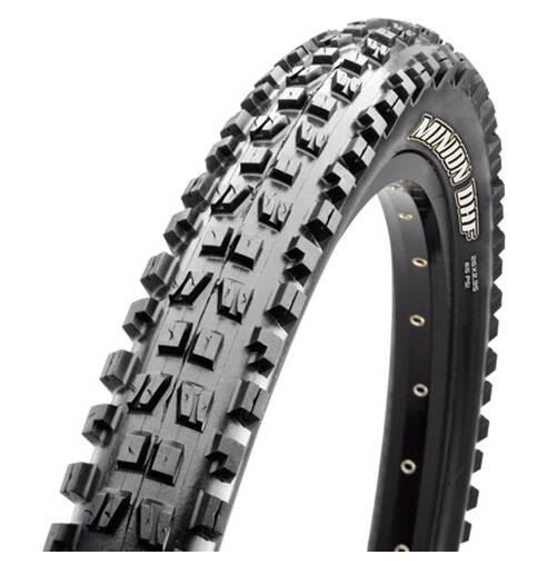 """Buitenband 27.5"""" Maxxis Minion DHF TLR 63-584 3CG Vouwband Zwart"""