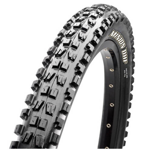 """Buitenband 29"""" Maxxis Minion DHF TLR 63-622 3CG Vouwband Zwart"""