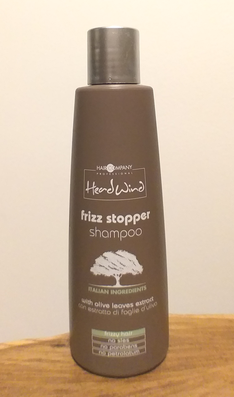 FRIZZ STOPPER SHAMPOO