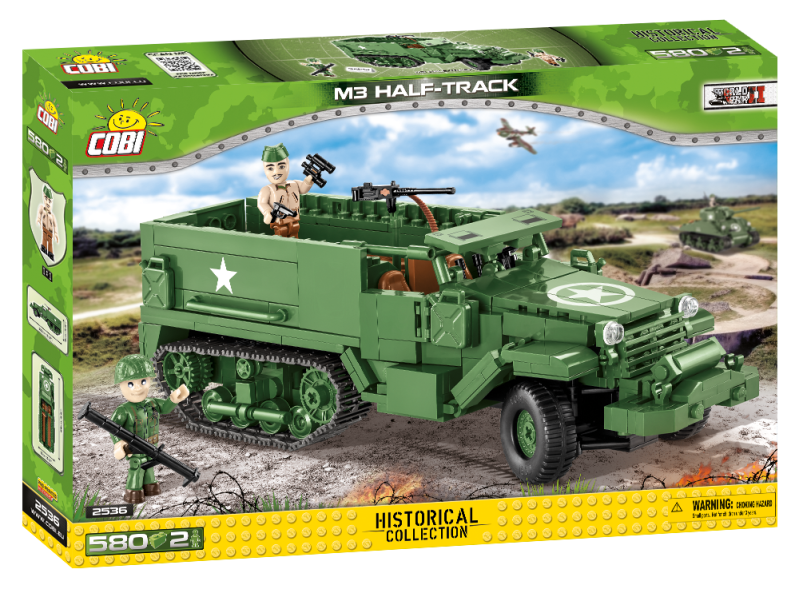 COBI M3 Half - Track /Armored Personal Carrier