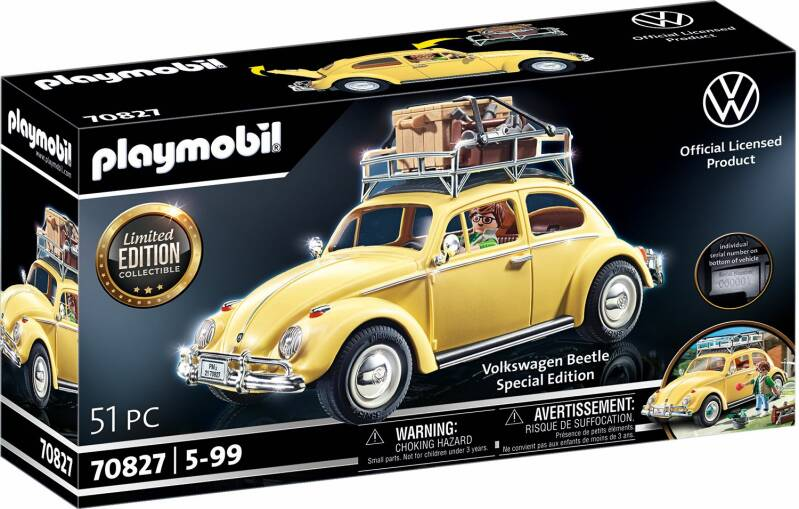 """PLAYMOBIL Volkswagen Beetle """"Limited Edition"""""""